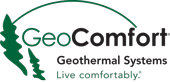 GeoComfort Geothermal Heat Pumps