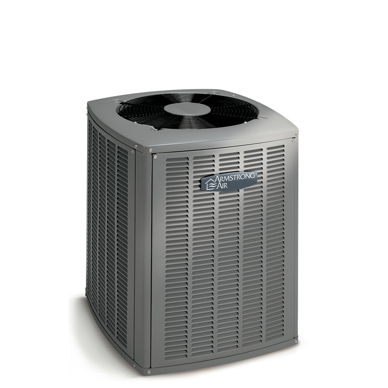 Armstrong Air Heat Pumps are reliable heating systems.