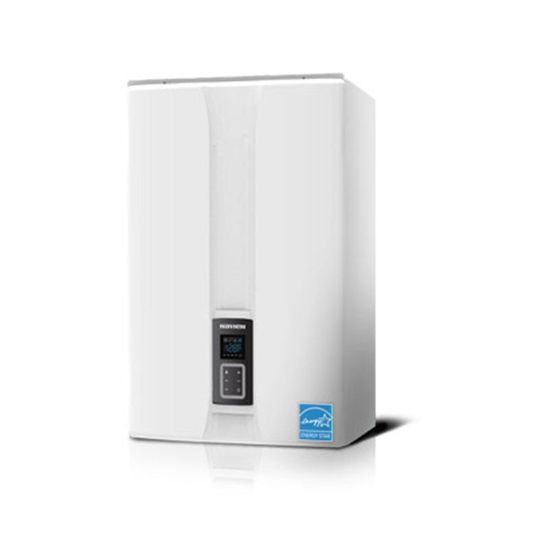 Let L&H keep you comfortable with a boiler from Navien.