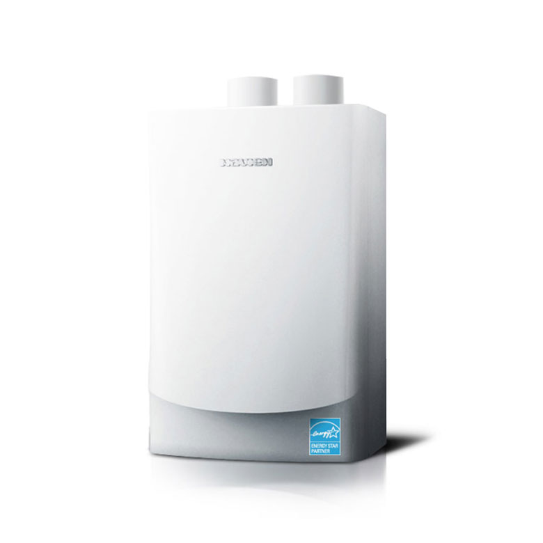 Navien tankless water heaters are efficient and reliable. Get your today and enjoy endless hot water.