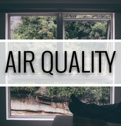 Air quality systems will improve the quality of your home's air!