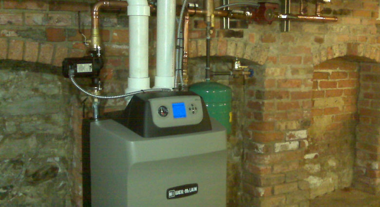 Boilers provide reliable and efficient heating even in the coldest conditions.
